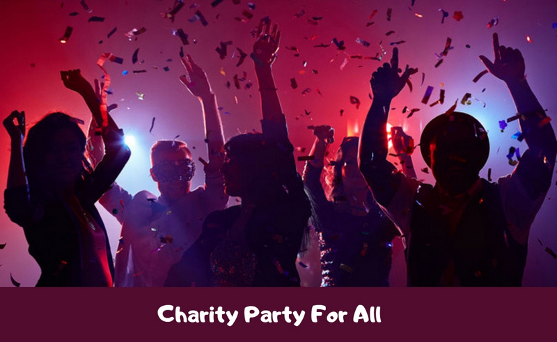 Charity Party For All