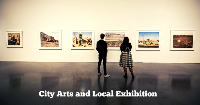 City Arts and Local Exhibition