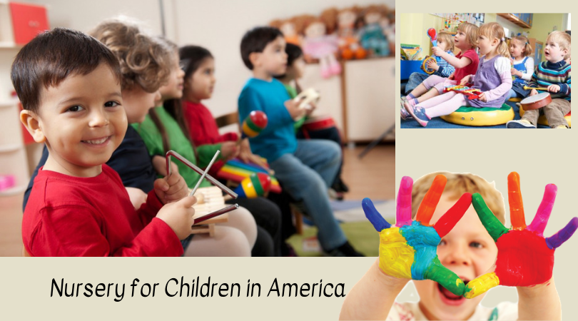 Nursery for Children in America